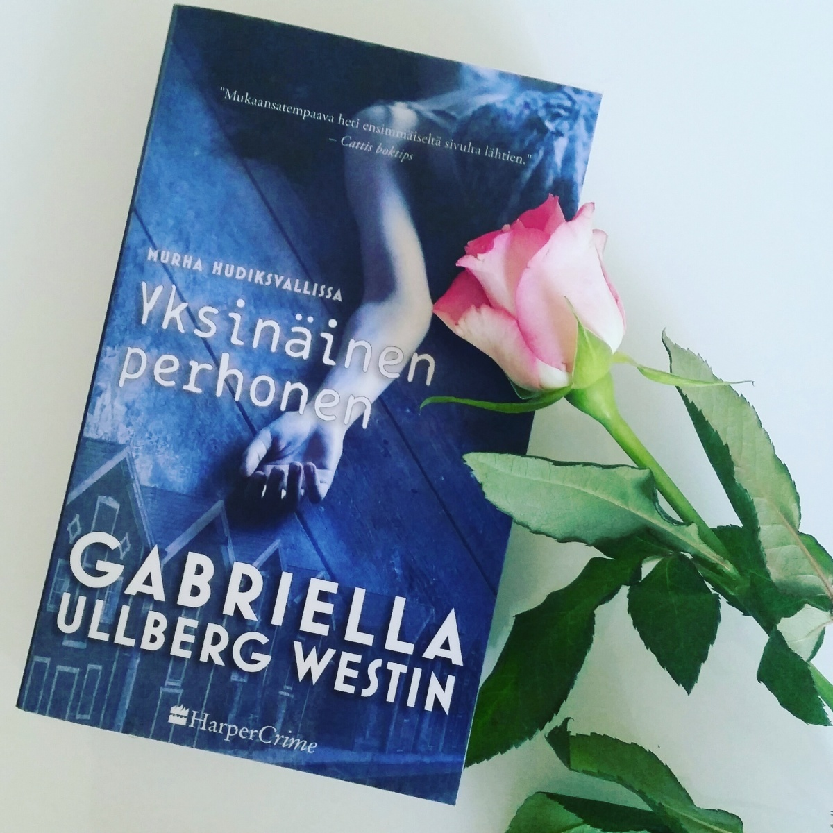 Gabriella Ullberg Westin: Yksinäinen perhonen