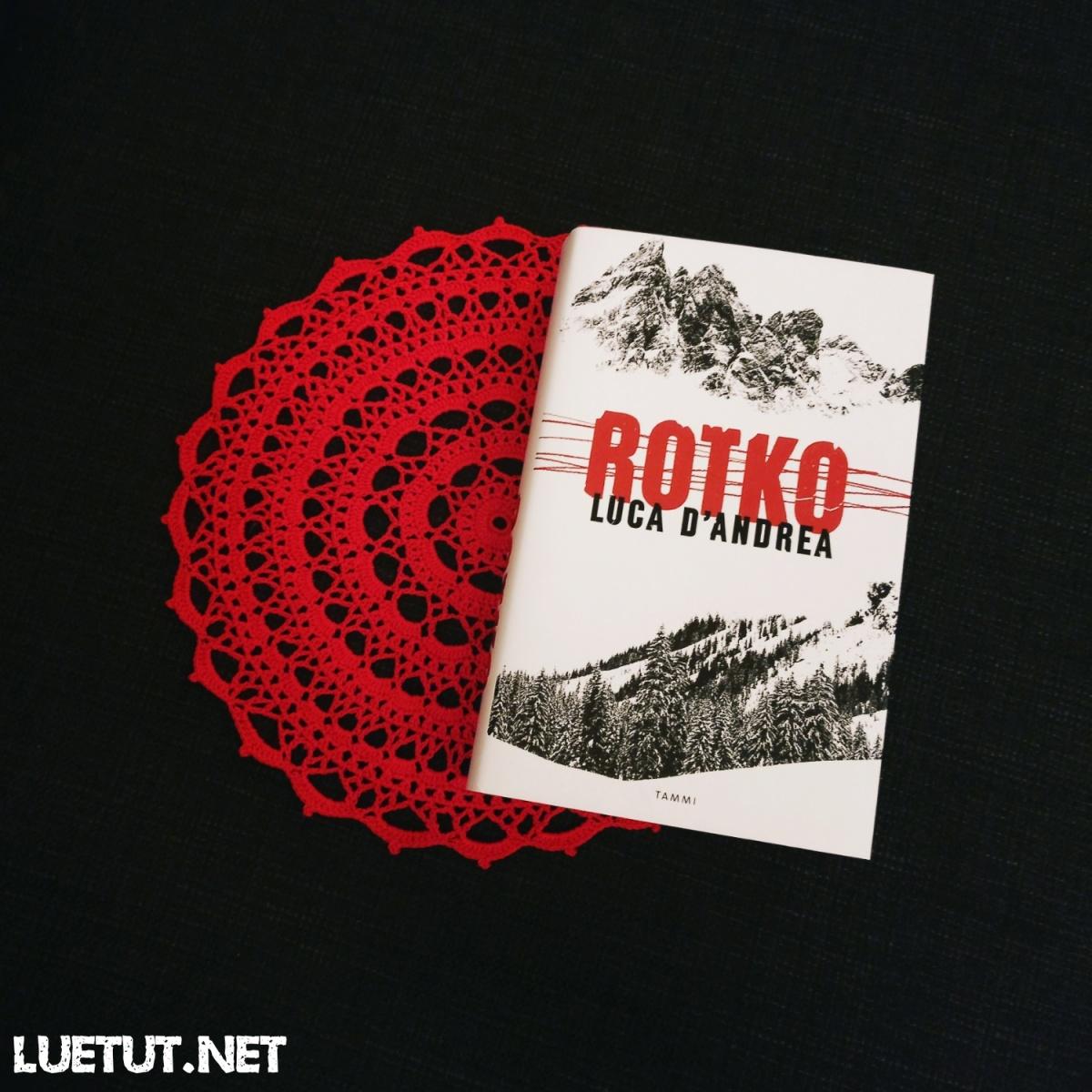 Luca D'Andrea: Rotko