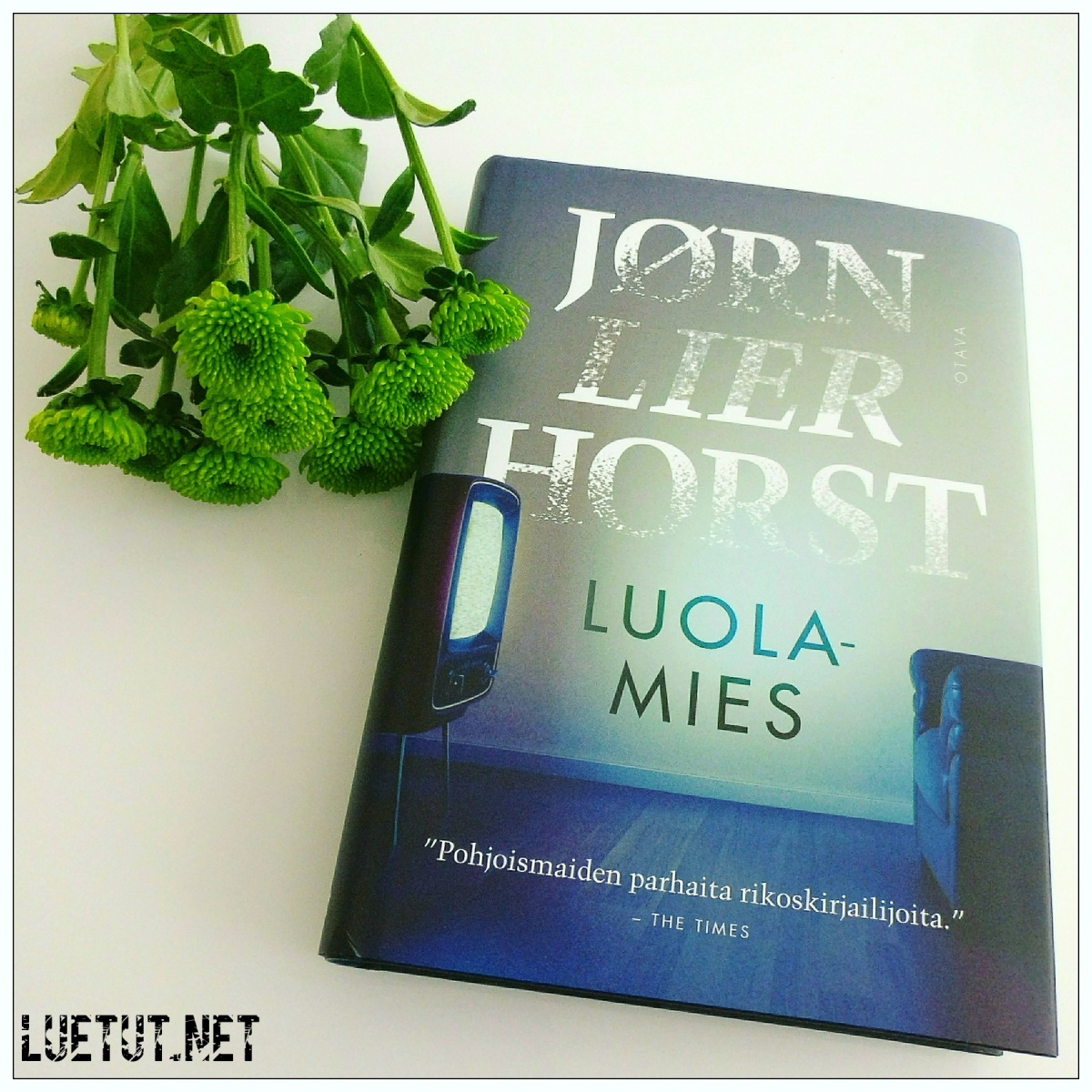 Jørn Lier Horst: Luolamies